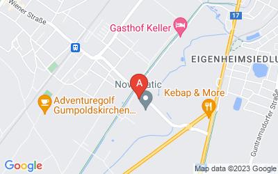 Standorte von NOVOMATIC Gaming Industries GmbH