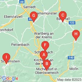 Standorte von 10+ Vollzeit Jobs in Kirchdorf an der Krems - August 2018