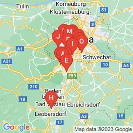 Standorte von Verkäufer Jobs in Hinterbrühl - April 2018
