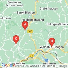 Standorte von Pflege / Gesundheit / Bildung Jobs in Dogern - August 2018