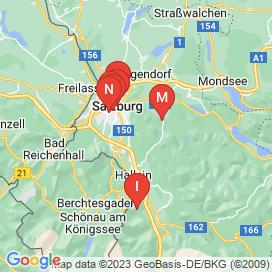 Standorte von Jobs in Neualm - Juni 2018