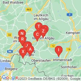 Standorte von Jobs in Grünenbach (Grünenbach) - Juni 2018