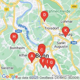 Standorte von 10+ Sachbearbeiter Jobs in Bonn - Juli 2018