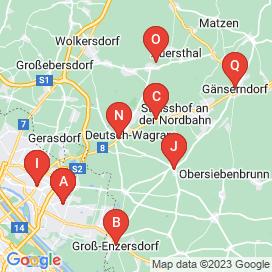 Standorte von Jobs in Markgrafneusiedl - Mai 2018