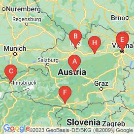 Standorte von Link Jobs  - Juli 2018