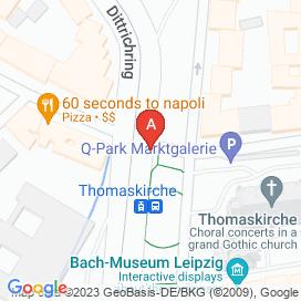 Standorte von Backoffice Jobs in Leipzig - Juni 2018