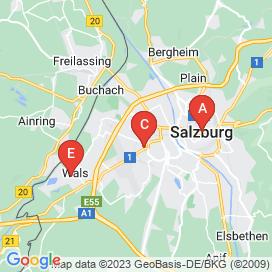 Standorte von Lehrstelle Jobs in Wals (Bezirk Wals) - Juni 2018