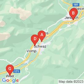 Standorte von Verkäufer Jobs in Schwaz - August 2018