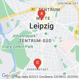 Standorte von Steuerberatung Jobs in Leipzig - August 2018