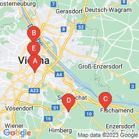 Standorte von Bürohilfskraft Jobs in Lanzendorf - August 2018