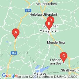 Standorte von Produktion Jobs in Schalchen - April 2018