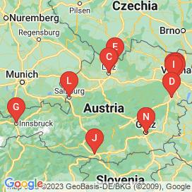 Standorte von 20+ Messen Jobs  - Juli 2018