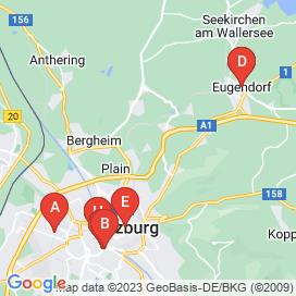 Standorte von Gastronomie Jobs in Eugendorf - Mai 2018