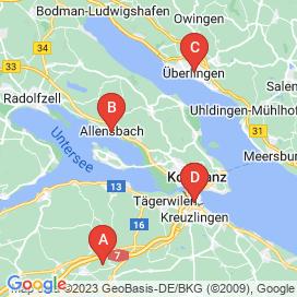 Standorte von Bau, Handel und Technik & Naturwissenschaft Jobs in Kreuzlingen