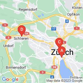 Standorte von Jobs in Uitikon - August 2018