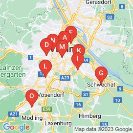 Standorte von Ausbildung Jobs in Wien - Mai 2018