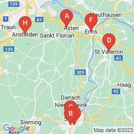 Standorte von Jobs in Kronstorf - Juni 2018