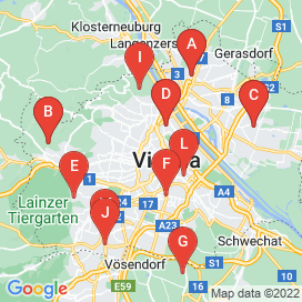 Standorte von 20+ Backshop Jobs in Wien - August 2018