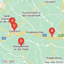 Standorte von Techniker Jobs in Sankt Margarethen an der Raab - Mai 2018