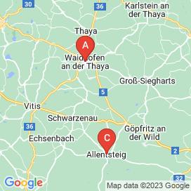 Standorte von Jobs in Haimschlag - Juli 2018