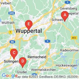 Standorte von Logistic Jobs in Wuppertal - Juli 2018