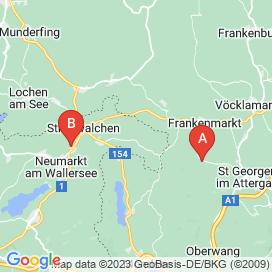 Standorte von Metall Jobs in Straßwalchen - August 2018
