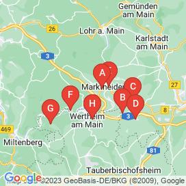 Standorte von 10+ Helfer Jobs in Wertheim - August 2018