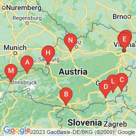 Standorte von 20+ Fremdsprache Jobs  - August 2018