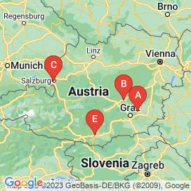 Standorte von Begleiterin Jobs  - Juni 2018
