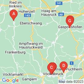 Standorte von Verkäuferin Jobs in Bruckmühl - Mai 2018