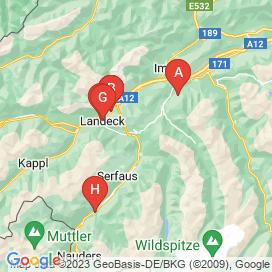 Standorte von Jobs in Prutz - Juni 2018