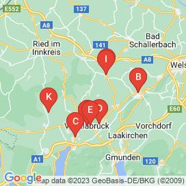 Standorte von Verkäuferin Jobs in Niederottnang - Juni 2018