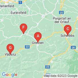 Standorte von Jobs in Oberamt - August 2018