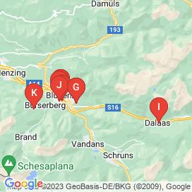 Standorte von Jobs in Bludenz - Juni 2018
