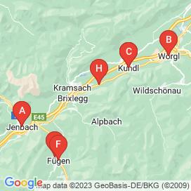 Standorte von Gute Englischkenntnisse Jobs in Radfeld - Mai 2018