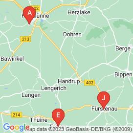 Standorte von 10+ Jobs in Handrup - August 2018