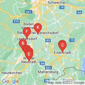 Standorte von Gültige Arbeitserlaubnis Jobs in Ebenfurth - Mai 2018