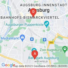 Standorte von Manager Jobs in Augsburg - Juni 2018