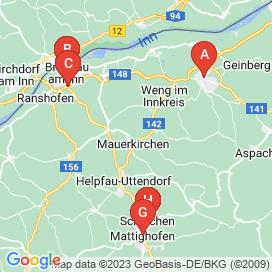 Standorte von 38 Bereitschaft für Abend- und Nachtdienste Jobs in Mauerkirchen - Stellenangebote von 590 bis 2280 EUR