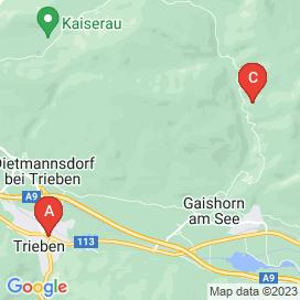 Standorte von 30+ Vollzeit Jobs in Johnsbach - August 2018