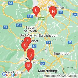 Standorte von 10+ Bau Jobs in Fabriksgasse 43, 2822, Österreich - Juli 2018