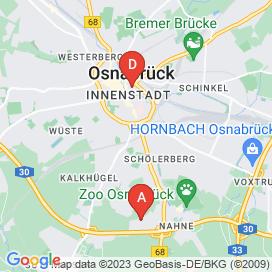 Standorte von Monteure Jobs in Osnabrück - August 2018