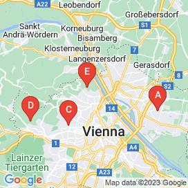 Standorte von Lebensmittelindustrie Jobs in Wien - August 2018