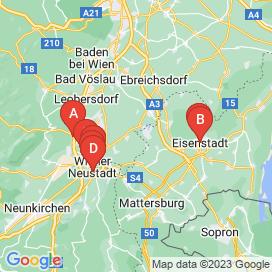 Standorte von Gute Deutschkenntnisse Jobs in Ebenfurth - Mai 2018
