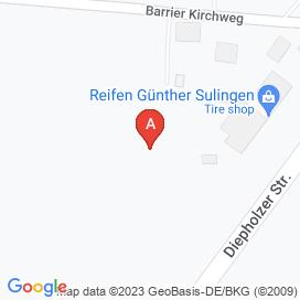 Standorte von Jobs in Barenburg - Juni 2018
