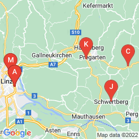 Standorte von Gehalt von 1130 € bis 2470 € Jobs in Unterweitersdorf - Mai 2018