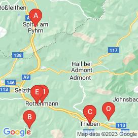 Standorte von Jobs in Admont - Juni 2018