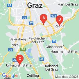 Standorte von Technik & Naturwissenschaft Jobs in Wundschuh - August 2018