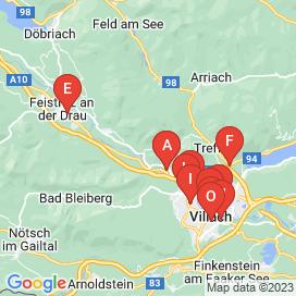 Standorte von Jobs in Treffen Am Ossiacher See - Mai 2018