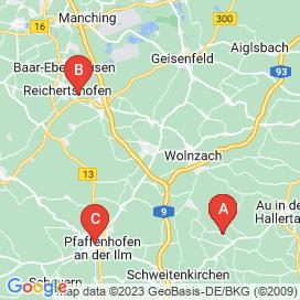 Standorte von 70+ Jobs in Pfaffenhofen an der Ilm (Pfaffenhofen an der Ilm)
